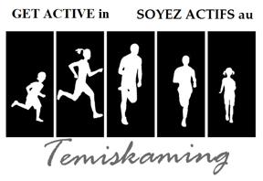 Logo: Get Active in Temiskaming